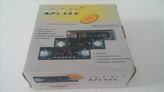 Auto radio DAX