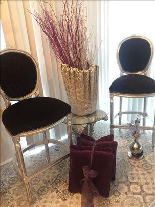 Barske BAROK stolice