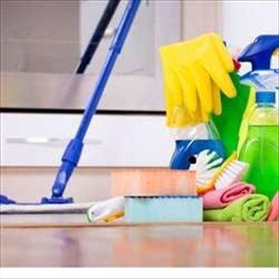 Čišćenje stanova posle krečenja