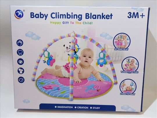 Gimnastika za bebe - novo