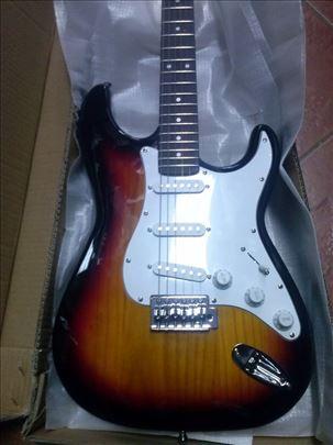 Novo - Stratocaster modeli - Moller Germany -