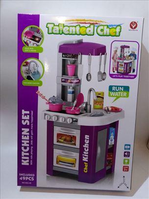 Kuhinjski set - set igracka - Talented chef