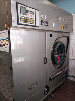Prodaja opreme za hemijsko čišćenje i pranje veša