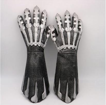 Rukavice crni panter - nove