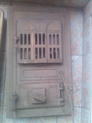 velika vrata za kaljeve peći