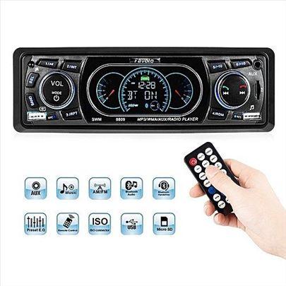 Auto radio 4x60w usb blutut-Auto radio 4x60w usb