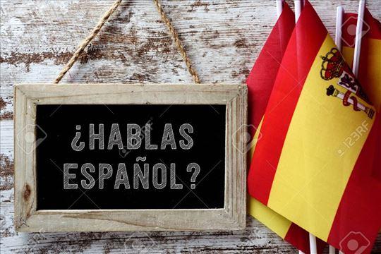 Prevođenje - španski jezik