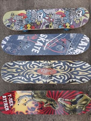 Skateboard -novo- različiti motivi