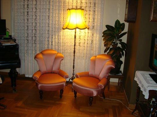 Bidermajer fotelje