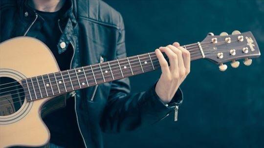 Privatni casovi gitare
