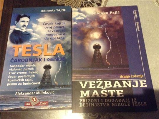 Tesla - 2 knjige