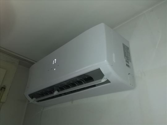 Ugradnja, popravka i servisiranje klima uređaja