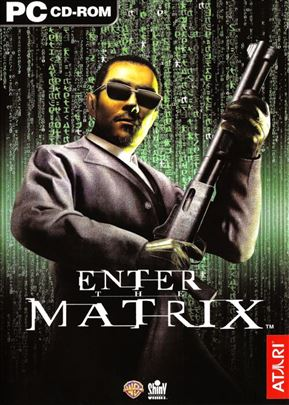 PC Igra Enter the Matrix (2003)