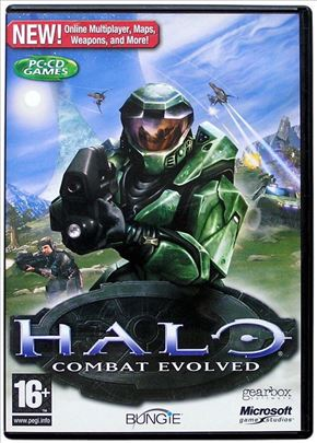 PC Igra Halo 1 - Combat Evolved (2003)
