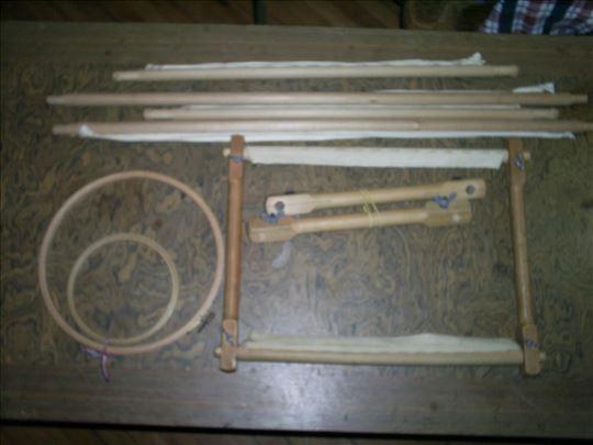 Gobleni-radni ramovi za goblene i vez