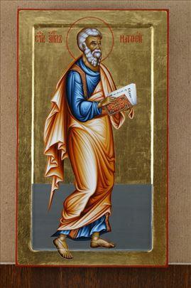 Ikona Sv. apostol Matej