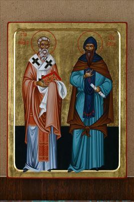 Ikona Sv. Kirilo i Metodije