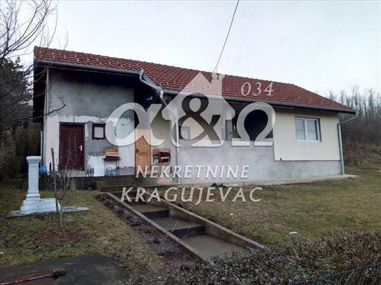 Kragujevac, Nikšić, Kuća, 2.0, 62,00m2