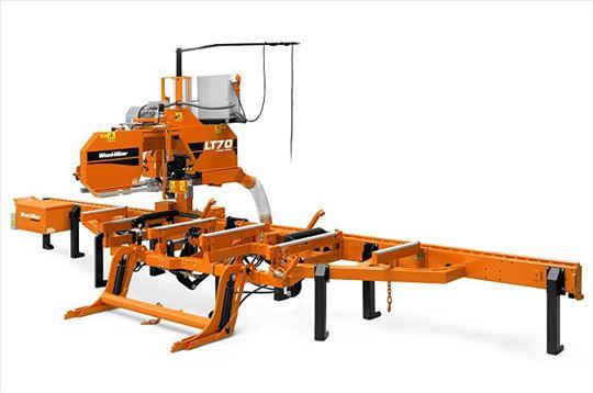 Wood-Mizer i Teknamotor mašine - NOVO