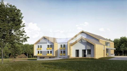Započet poslovno stambeni objekat ID#98368