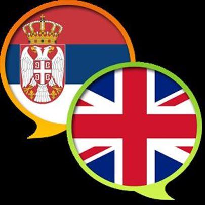 Englesko-srpski i srpsko-engleski prevodilac