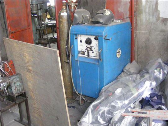 Miler Tig aparat za varenje AC i DC 350 a
