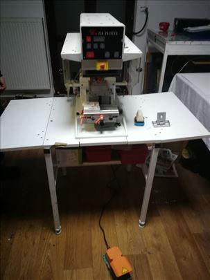 Tamponka - poluautomatska mašina za tampon štampu
