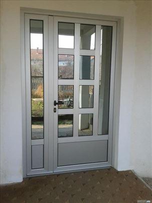 Roletne, harmonika vrata, komarnici, zavese, PVC