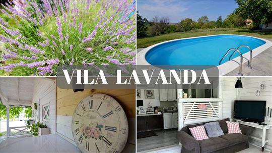 Vila Lavanda-predivno mesto odmor/proslava