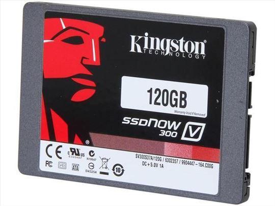 Najveci izbor SSD 120GB vec od 22.5 evra