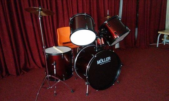 Novo - Kompleti bubnjeva sa činelama - Moller G.
