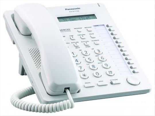 Novi model sistemskog telefona Panasonic KX-AT7730