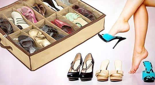 Cipelarnik za 12 pari obuće, povoljno
