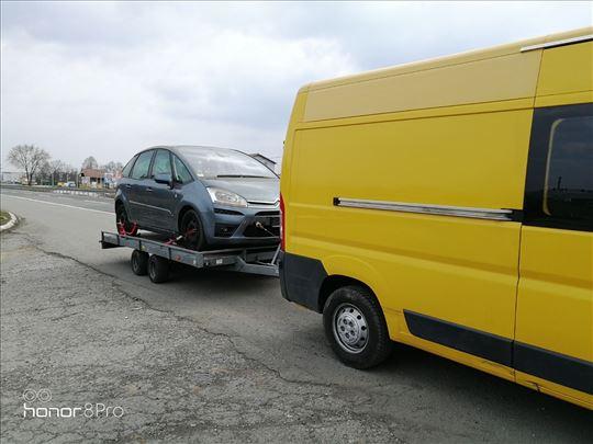 Prevoz vozila i robe u zemlji i inostranstvu
