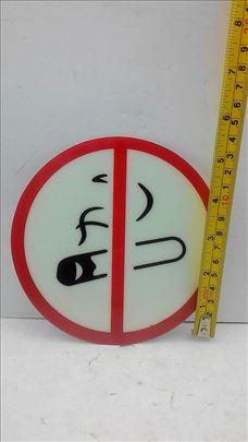 Znak zabranjeno pušenje