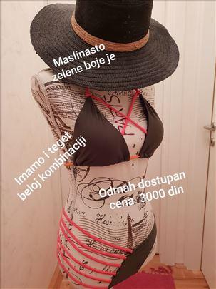 Drama Kupaći kostimi za leto 2019
