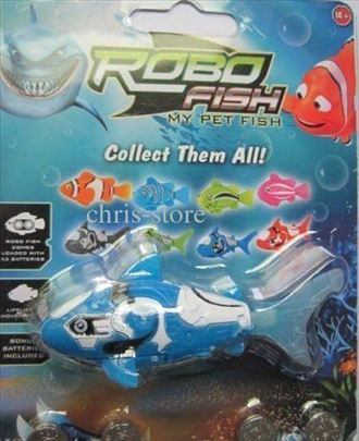 Robo Fish-roboribica