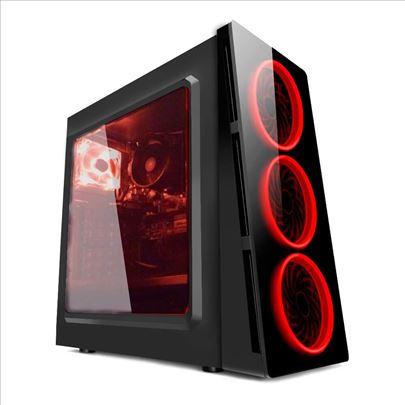 Akcija INTEL i5-7640x/4GB/RX550 2GB/HDD 320GB