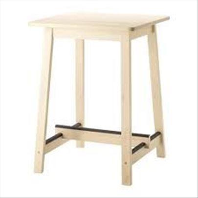 Ikea 2 barska stola + 4 barske stolice