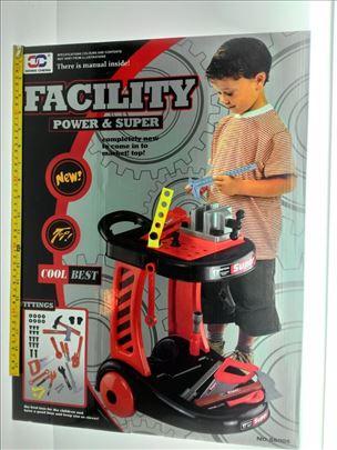 Radionica za dečake - kolica