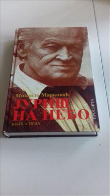 Juris na nebo, Mihajlo Markovic