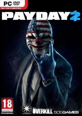 PayDay 2   (2013) Igra za Računar