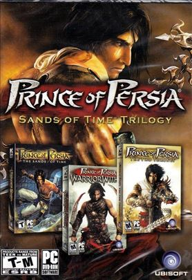 Prince of Persia 3u1 igra za računar