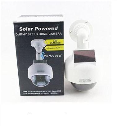Solarna lazna LED kamera za nadzor