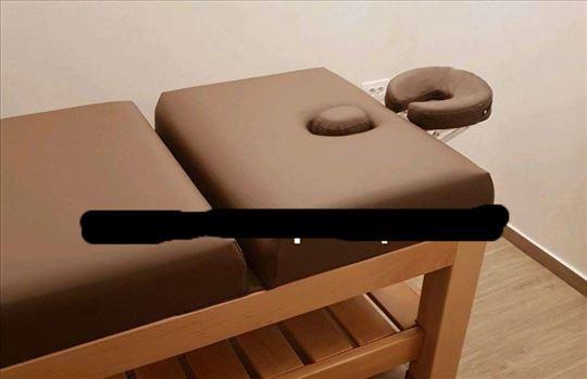 SPA fiksni krevet za masažu