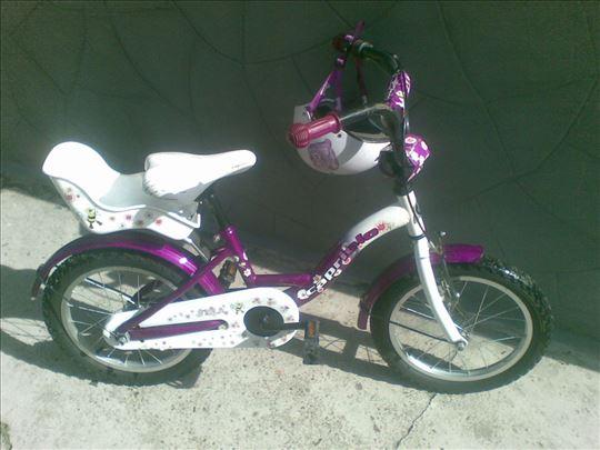 Dečji bicikli, kacige, trotineti
