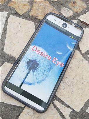 HTC Desire Eye/M910X Transparent Silikonska futrol