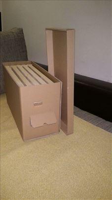 Kutije za transport rojeva na ramovima