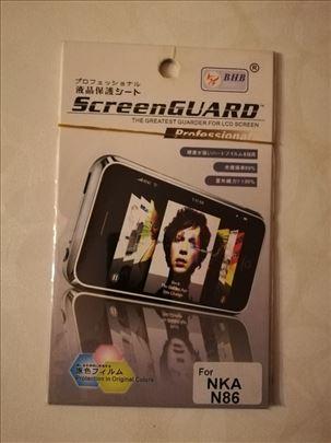 Nokia N86 Screen Guard