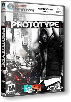 Prototype 2009 igra za računar